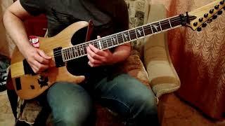 Deadman On Vacation Lead Guitar Playthrough