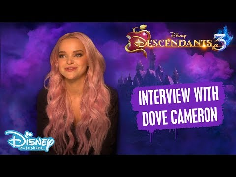 Descendants 3 | Dove Cameron Reveals Her Favourite Descendants 3 Song