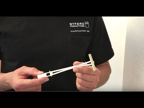How To Install Zip-Toggle Anchors