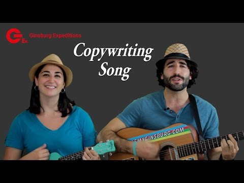 The Copywriting Song (A Marketer's Anthem)