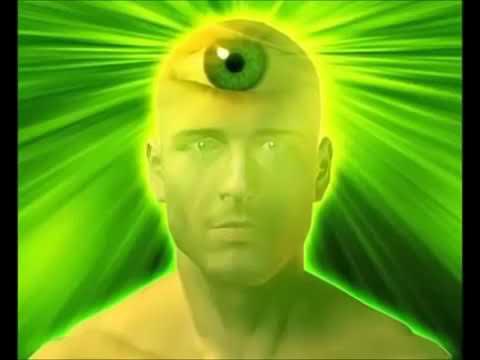 冥想警告!極其強大的第三眼催眠電波 雙耳節拍 建議睡前用耳機聽 (Third Eye Opening) - YouTube