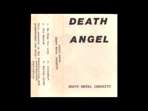 Death Angel - Barren Lands