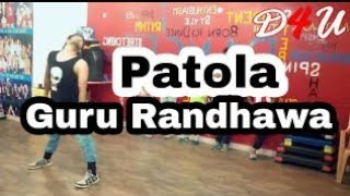 patola full song singer guru randhawa bohemia gourav sharma choreographer
