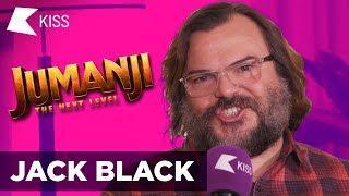 Jack Black's got a lot of LOVE for #Jumanji #TheNextLevel step aside Josh Gad