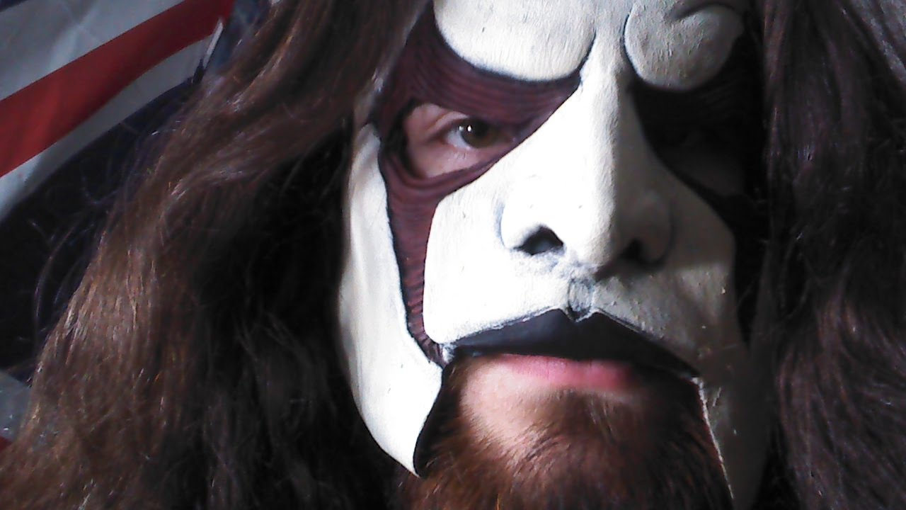 Slipknot James Root #4 Mask Unboxing! + Bonus Unboxing ...