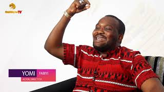 IYABO OJO TWISTED MY WORDS - YOMI FABIYI EXPLAINS HIS STANCE ON BABA IJESHA HARASSMENT CASE