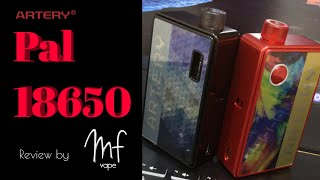 Pal 18650 VV 60W AIO by Artery | Full Review