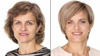 Best Short Haircuts For Older Women 2021