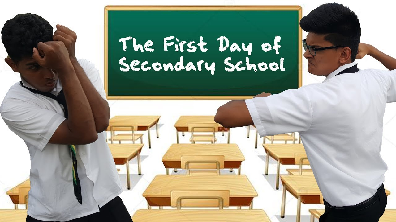 first day in secondry school New teachers typically anticipate the first day of school with a mixture of anxiety and excitement they may have gained experience teaching in a controlled environment under the tutelage of a supervising teacher in a student teaching position the responsibility of a classroom teacher is different.