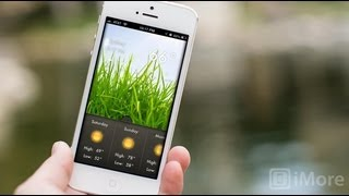 Weather 2x For Iphone And Ipad Review