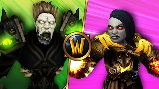 Insane HUNTER vs A Mighty PALADIN! (1v1 Duels) - PvP WoW: Battle For Azeroth 8.1