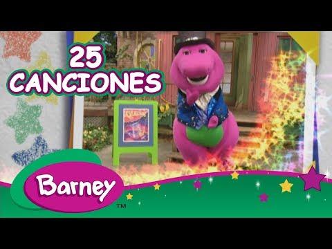 ♪ ♫ Barney Latinoamérica - 25 Canciones Clásicas! ♫ ♪ (Media Hora)