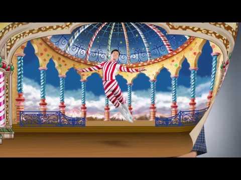 Charlotte Ballet's Nutcracker - New Sets Come to Life