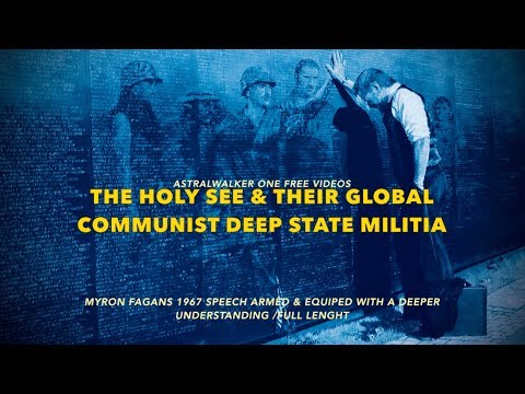 The Holy See & Their Global Communist Militia/Full Lenght