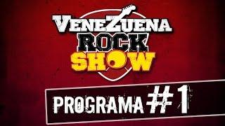 Venezuena Rock Show  -  Programa 1 -   Banda Escudo