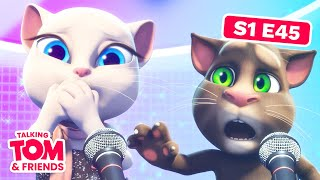 Talking Tom and Friends - The Voice Switch (Season 1 Episode 45)