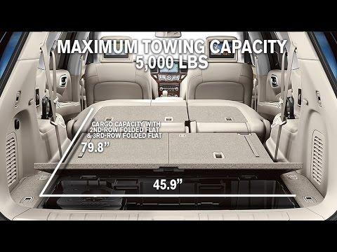 Nissan pathfinder cargo dimensions