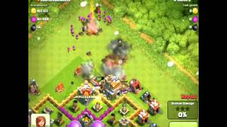 Clash of Clans SimplexGrinnell Holiday Clash and highlights