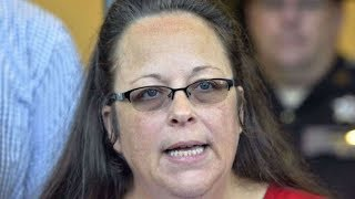 Anti-Gay Bigot Kim Davis Will Have To Pay The Legal Fees Of The Gay People Who Sued Her