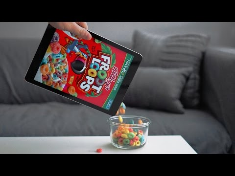New Cereal App For iPad?!?!