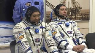 Expedition 45/Visiting Crew Launches to the International Space Station