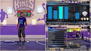 THE GOAT ATTRIBUTE UPDATE | YOUNG KOBE | BEST CROSSOVER, JUMPSHOT & SIZE UPS | NBA 2k16 MYCAREER
