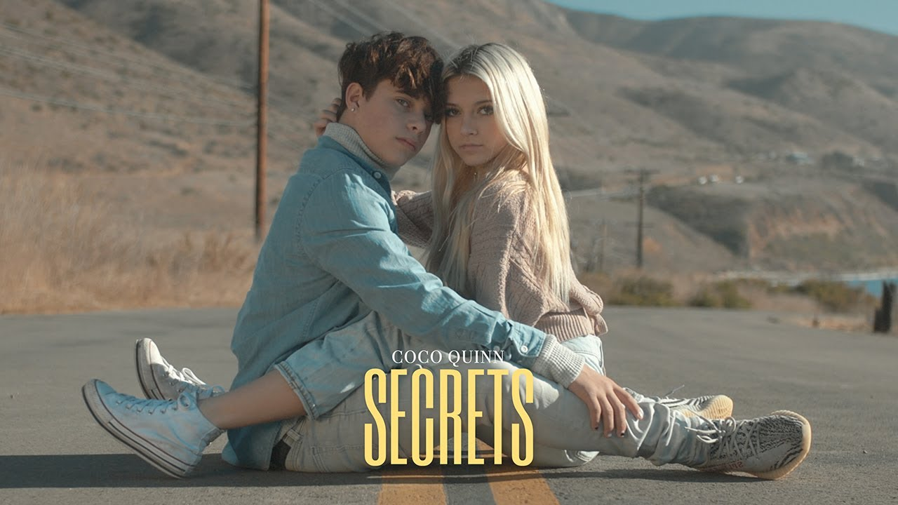 Download Coco Quinn - Secrets (Official Music Video)