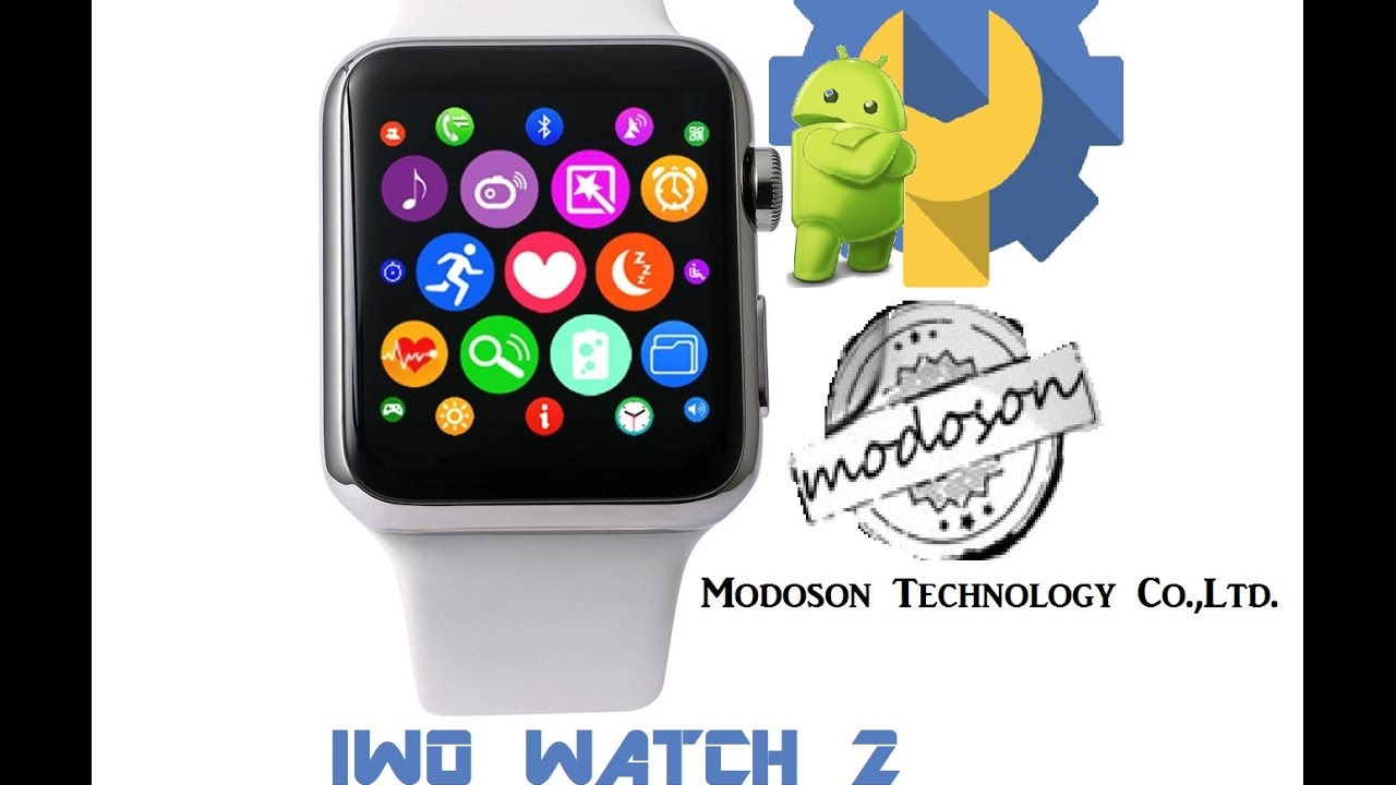 app su iwo watch