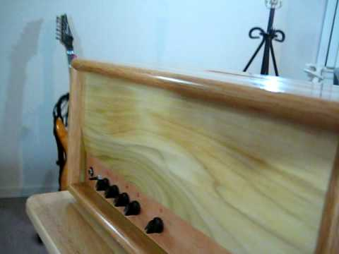 My DIY tube amp cab - YouTube