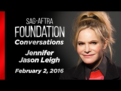 Conversations with Jennifer Jason Leigh