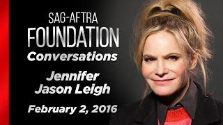 Conversations with Jennifer Jason Leigh