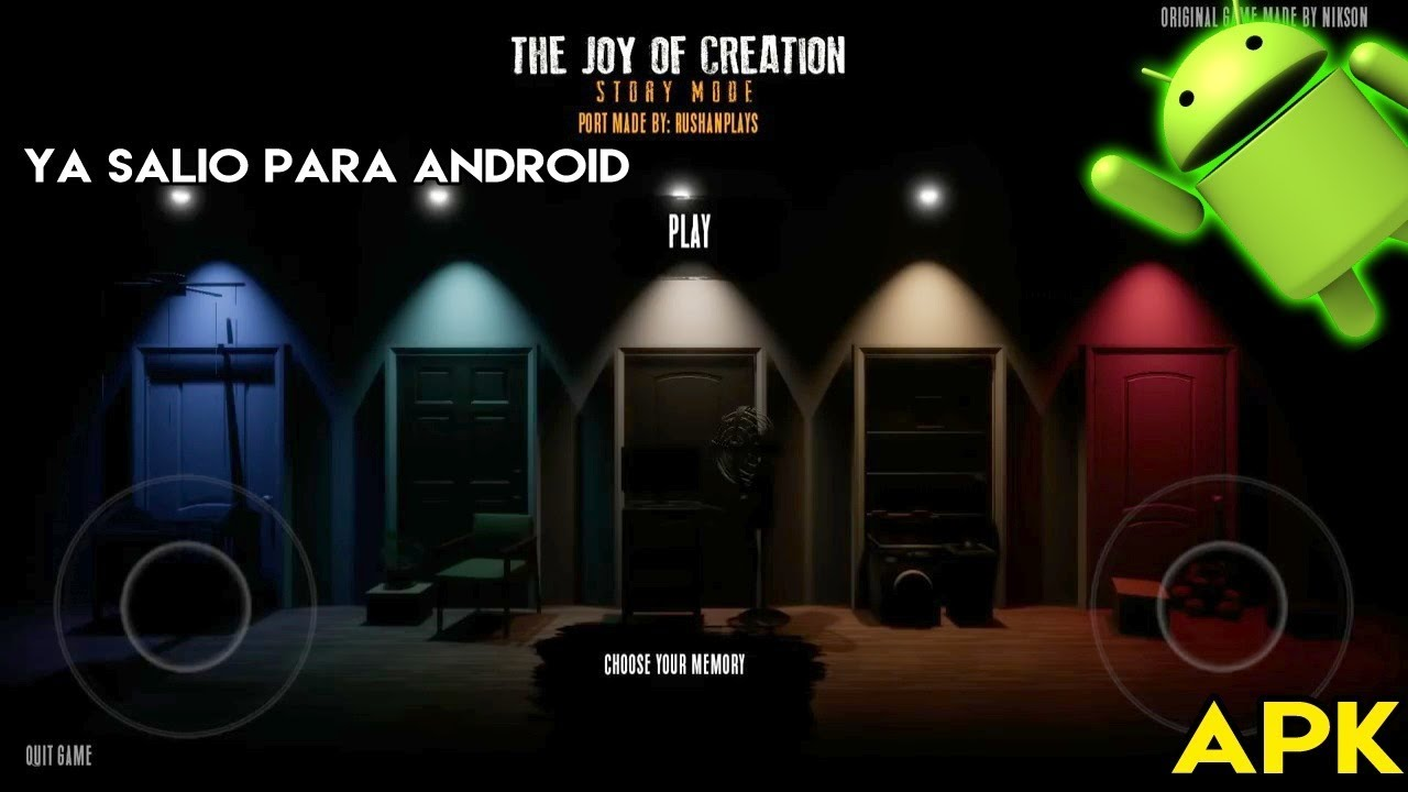 creation android
