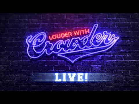 LIVE TOWN HALL!! #CrowderCNNLiveStream | Louder With Crowder LIVE