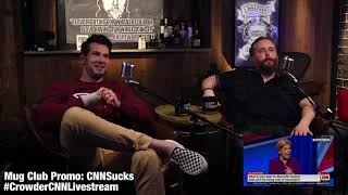 CNN TOWN HALL!! #CrowderCNNLiveStream | Louder With Crowder