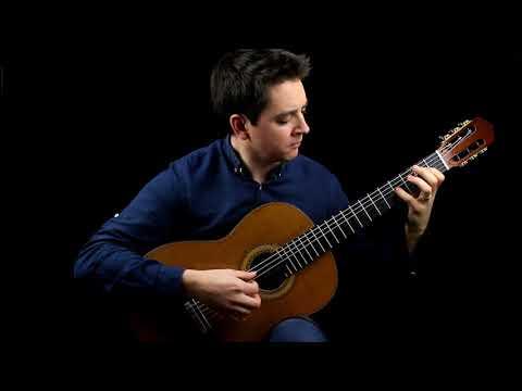 Heal - Manus Noble (LIVE - Classical Guitar)