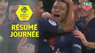 Résumé 19ème journée - Ligue 1 Conforama / 2018-19