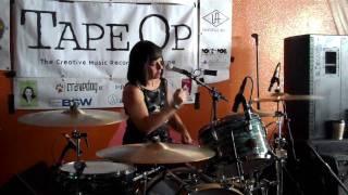 "Quasi - Tape Op Party - 2010 - ""The Rhino"""