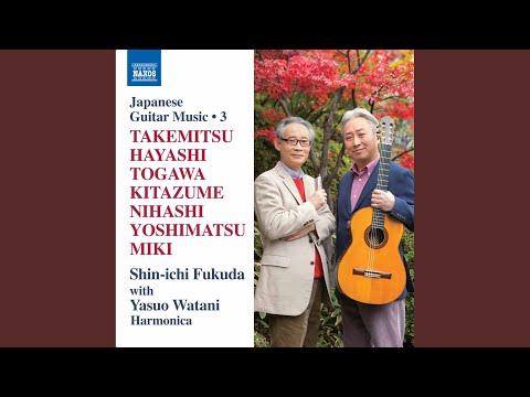 Hadaka no Shima (Naked Island) : Main theme (arr. Daisuke Suzuki for guitar)