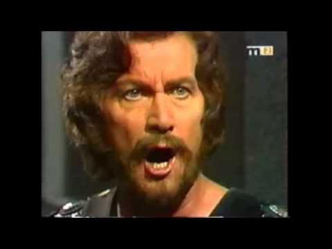 Simándy József – Bánk áriája – Erkel: Bánk Bán
