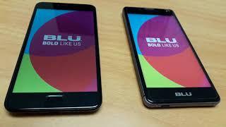 Blu R1 HD 2016 vs Blu R1 HD 2018 en espanol