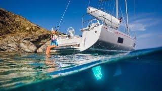 обзор парусной яхты Beneteau Oceanis 46.1