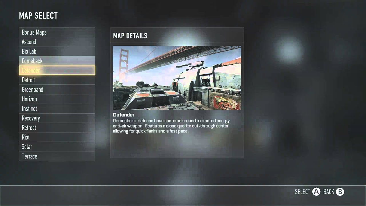 on call of duty advanced warfare next map pack
