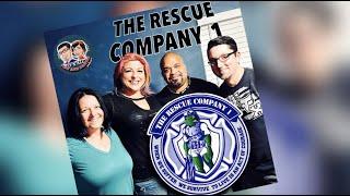 Episode 121: The Rescue Company 1. Special Guests: Carlos Tavarez and Trisha Rhea!