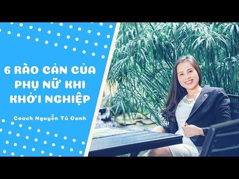 6 rào cản của phụ nữ khi khởi nghiệp