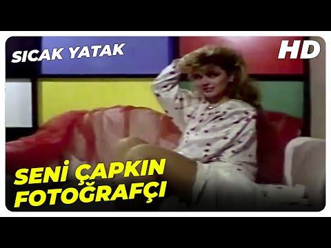 Sıcak Yatak - Gamze, Naci'ye Show Yapıyor! | Harika Avcı Eski Türk Filmi