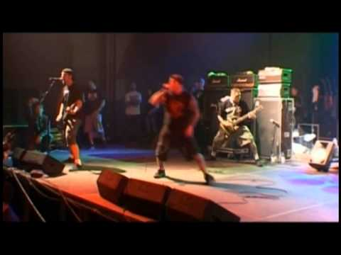 Agnostic Front - Warriors Live [01]. Addiction