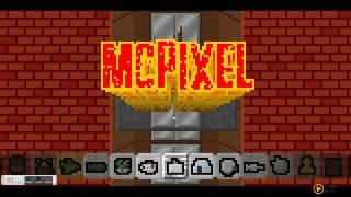 Let's play McPixel