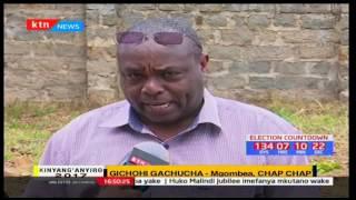 Kinyang'anyiro 2017 - Kuhama Jubilee na chama kipya Mandera
