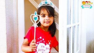 Funny Princess Wand Ashu and Cutie Fun Play, making Surprise Magic for Kids by Toys And Kids Play
