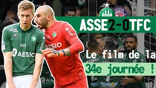 ASSE 2-0 Toulouse : le film du match